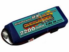 2200mAh 2S 7.4v LiPo Battery Receiver Pack - Overlander Digi-Power (1570)