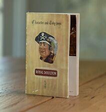 Toby Character Jugs Royal Doulton Collectors Book #5