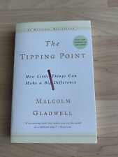 The Tipping Point: How Little Things Can Make a Big Difference-Malcolm Gladwell
