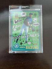 Topps PROJECT 2020 Card 62 - 2001 Ichiro Suzuki by Sophia Chang