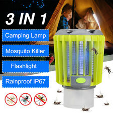 Electric Fly Bug Zapper Mosquito Insect Killer LED Light Trap Lamp Pest     !