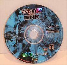 Capcom Vs Snk (Sega Dreamcast) Disk Only