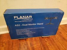 Planar Systems 997-5253-00 As2 Dual Monitor Stand