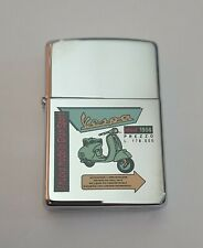 Very Rare Vintage VESPA Promotional ZIPPO Lighter circa 1995