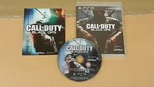 SONY PLAYSTATION 3 (PS3) CALL OF DUTY BLACK OPS (cod blops) GIOCO 2010