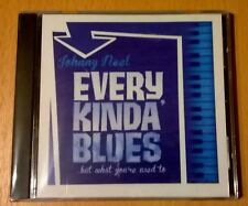 JOHNNY NEEL Every Kinda' Blues (CD neuf scellé/sealed) ALLMAN BROTHERS BAND