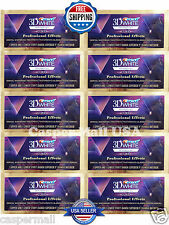 CREST Whitestrips 3D White LUXE Professional Effects 10 Pouches / 20 Strips