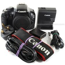 Canon EOS 1100D Body only / 12.2 MP Mega Pixels DSLR camera