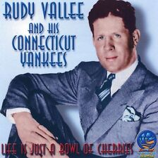 Rudy Vall e - Life Is Just a Bowl of Cherries [New CD]
