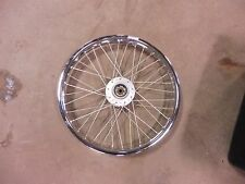 "1982 yamaha rx50 Y591~ front wheel rim 19"""