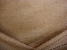 2Y Rose Uniacke 4760 Woolin Herringbone Toffee Natural Brown Upholstery Fabric