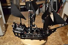 Lego 4184 Disney Pirates Of The Caribbean Black Pearl Ship Jack Sparrow