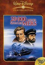 DVD *** 20000 LIEUES SOUS LES MERS *** Walt Disney