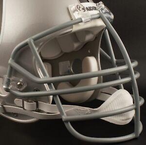 HOWIE LONG OAKLAND RAIDERS Schutt NJOP Football Helmet FACEMASK NFL - GRAY