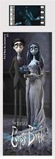 CORPSE BRIDE Tim Burton Fantasy Animated MOVIE Emily FILM CELL BOOKMARK New