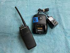 Motorola Xpr6350 Vhf Digital Dmr Radio 32 Channel Model Aah55jdc9la1an