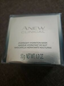 Avon Anew Clinical  Overnight Hydration Mask 1.7 oz NEW SEALED
