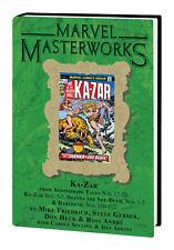 Marvel Masterworks #257 KA-ZAR Volume #2 Direct Market Ed. Hard Cover New! $75