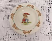 """Small Dish ROYAL DOULTON BUNNYKINS IN GREAT CONDITION Approx 3.25"""" DIAMETER"""
