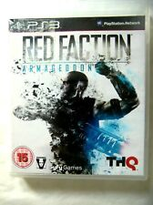 65253 Red Faction Armageddon - Sony PS3 Playstation 3 (2011) BLES 00991