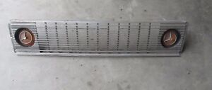 70 71 72 Hornet Grille With Lights 1970 1971 1972 AMC