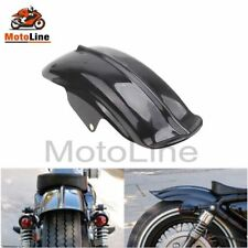 Motorcycle Rear Fender Mudguard For Harley Cafe Racer Solo Seat Bobber 1994-2003