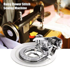 Flower Stitch Embroidery Presser Foot for Brother Janome Juki Sewing Machine HQ