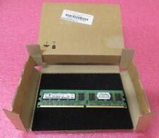 Fujitsu 2GB 1x2GB DDR2-800 PC2-6400 ECC RG Server RAM S26361-F3372-E414