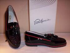 Chaussures classiques Élégant mocassins Toute première bébé fille vernis noir 31