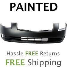 Fits: 2004 2005 2006 Nissan Maxima Front Bumper PAINTED NI1000211