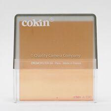 "COKIN ""A"" SERIES A030 ORANGE 85B FILTER - CONVERT DAYLIGHT>TUNGSTEN 3400K - NOS"