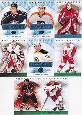 12-13 Artifacts Carter Camper /85 Rookie RC SAPPHIRE BLUE Bruins