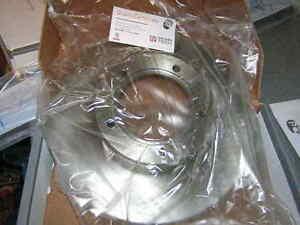 SAAB 95  SAAB 96 FRONT BRAKE DISCS ONE PAIR 1967 ONWARDS V4   2 STROKE