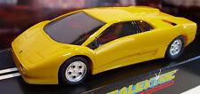 Scalextric C127 Lamborghini Diablo - Yellow - Rare Car - Brand New Boxed