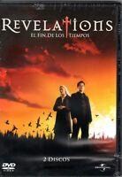 AFM53 - DVD REVELATIONS  - El Fin de los Tiempos- 2 Discos          PRECINTADA
