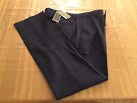 J.Crew Ludlow Traveler Suit Pant in Italian Wool, Cadet Blue, 30X30, NWT!, Pics!