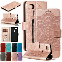 For Google Pixel 4A 5G 5 XL 3a 3XL Phone Case Magnetic Flip Leather Wallet Cover