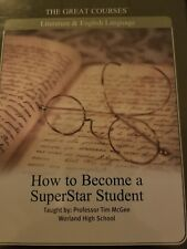 How to Become a SuperStar Student (1997, Hardcover / DVD)