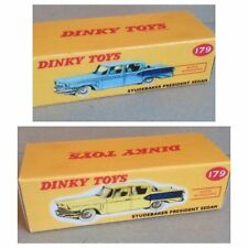 Studebaker Dinky Diecast Cars, Trucks & Vans