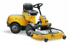 Stiga Park 520 p 2wd ride on lawnmower c/w 100cm el combi deck