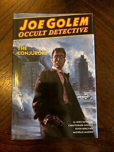 Joe Golem vol. 4 hardcover AUTOGRAPHED by Mike Mignola