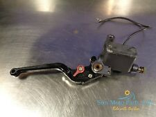 Ducati M750 Monster OEM Front Brake Master Cylinder w/ Folding Adjustable Lever