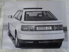 Audi Coupe 2.3E press photo Sep 1989