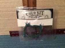 dollhouse miniatures 1:12 Cir-Kit 24 Bulb Clear F.T. Xmas Light String