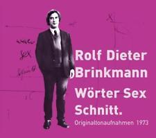 Wörter Sex Schnitt, 5 Audio-CDs 5 Audio-CD(s) intermedium