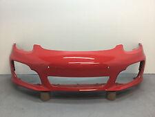 STOßSTANGE VORNE PORSCHE 981 BOXSTER PDC Front Stoß Stange Bumper Original Rot