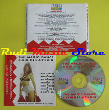 CD THE MAGIC DANCE compilation vol. 9 TUCKER 20 FINGERS WASP CLUB HOUSE (C16)