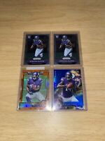 RC LOT OF (4) 2015 PANINI STEFON DIGGS ASSORTED ROOKIE LOT MINT OR BETTER