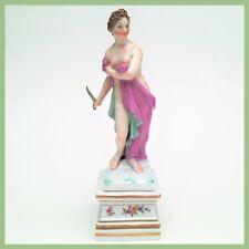 KPM (Konigliche Porzellan Manufaktur) Venus Figurine w/ Loose Base Ca. 1780-1800
