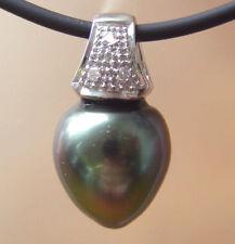 Tahitian Not Enhanced Fine Necklaces & Pendants
